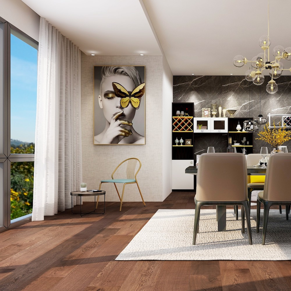 can supply bamboo floors for any requirement, in a growing number of colors and styles. It can be used in homes, restaurants, commercial settings to name a few!
